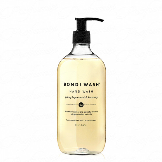 BONDI WASH HAND WASH SYDNEY PEPPERMINT & ROSEMARY 500ML