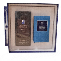 ACQUA DI PORTOFINO NOTTE GIFT 100ML SPRAY EAU DE TOILETTE INTENSE + 100ML HOME COLLECTION
