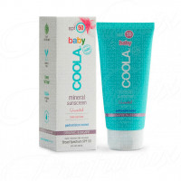 COOLA BABY MINERAL SUNSCREEN SPF 50 UNSCENTED 90ML