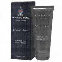 HUGH PARSONS BOND STREET 200ML HAIR & BODY SHOWER GEL