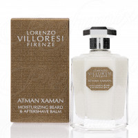 LORENZO VILLORESI FIRENZE ATMAN XAMAN 100ML AFTERSHAVE BALM