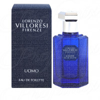 LORENZO VILLORESI FIRENZE UOMO 50ML SPRAY EAU DE TOILETTE
