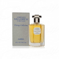 LORENZO VILLORESI FIRENZE VINTAGE COLLECTION AMBRA 100ML SPRAY EAU DE TOILETTE