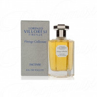 LORENZO VILLORESI FIRENZE VINTAGE COLLECTION INCENSI 100ML SPRAY EAU DE TOILETTE