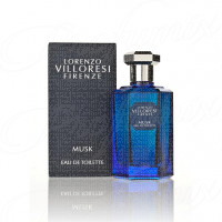 LORENZO VILLORESI FIRENZE MUSK 50ML SPRAY EAU DE TOILETTE