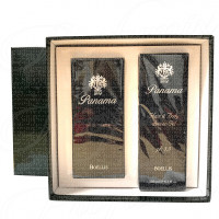 GIFT SET BOELLIS NAPOLI PANAMA 1924 PANAMA POUR HOMME 100ML SPRAY EDT + SHOWER GEL 200ML