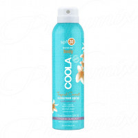 COOLA ECO LUX BODY SPF 30 TROPICAL COCONUT SUNSCREEN SPRAY 236ML