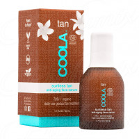 COOLA SUNLESS TAN ANTI-AGING FACE SERUM SPRAY 50ML