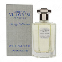 LORENZO VILLORESI FIRENZE WILD LAVENDER VINTAGE COLLECTION 100ML SPRAY EAU DE TOILETTE