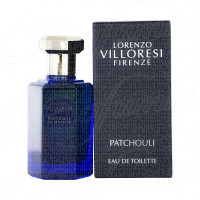 LORENZO VILLORESI FIRENZE PATCHOULI 50ML SPRAY EAU DE TOILETTE