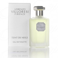 LORENZO VILLORESI FIRENZE TEINT DE NEIGE 50ML SPRAY EAU DE TOILETTE
